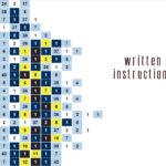 Dory crochet pattern for blanket - written instructions